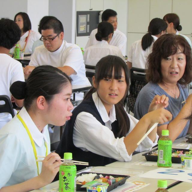 亀田医療技術専門学校 オープンキャンパス20184