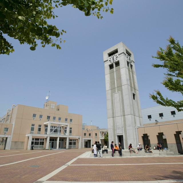 東京農業大学 【北海道オホーツクキャンパス】キャンパスツアー1
