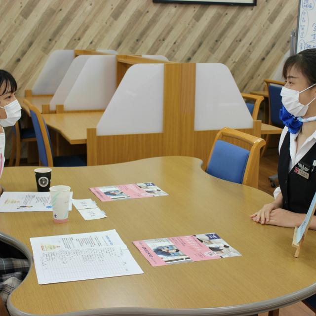 日本航空大学校 石川 能登空港キャンパス 航空ビジネス科オープンキャンパス受付中!3