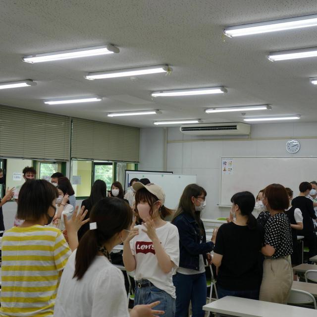 福岡外語専門学校 専願入試はじまる!1