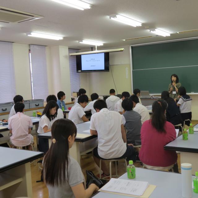 埼玉医療福祉専門学校 7月オープンキャンパス4