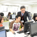 大原情報医療保育専門学校和歌山校 スペシャル体験学習(情報IT)