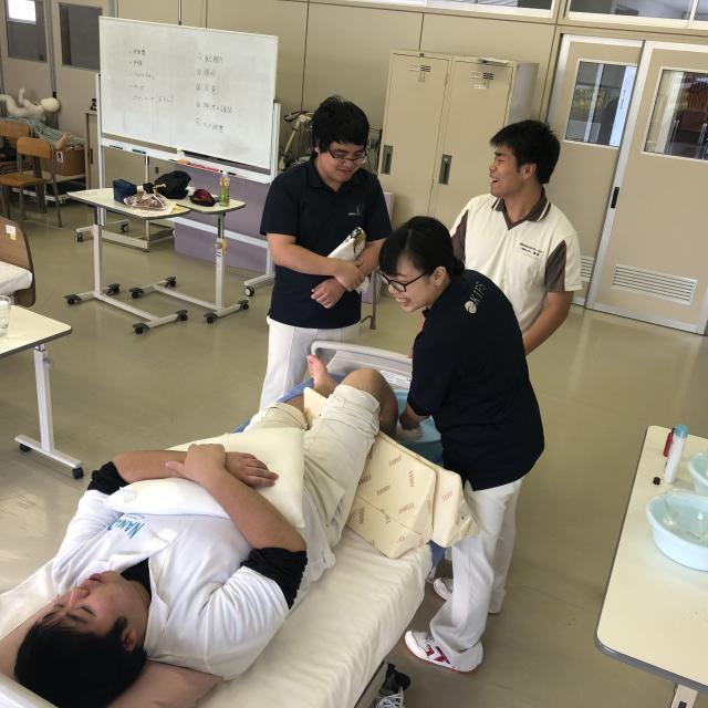 国際医療福祉専門学校 七尾校 オープンキャンパス1
