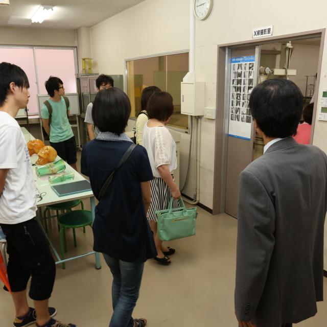 東海医療技術専門学校 診療放射線技師の仕事とは?4