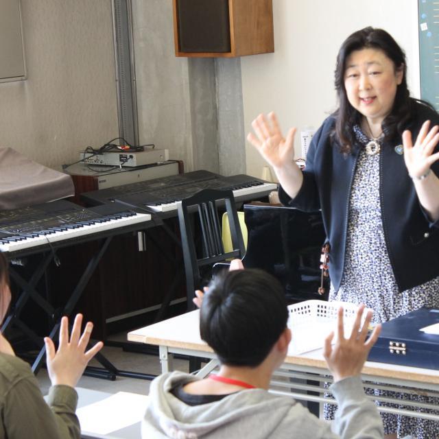 釧路短期大学 2018年度オープンキャンパス4