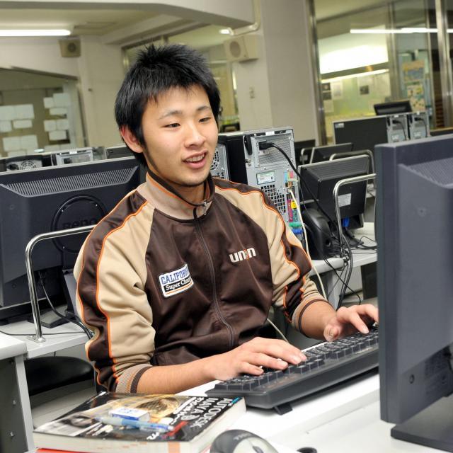 大阪コンピュータ専門学校 業界の仕事を体験♪2