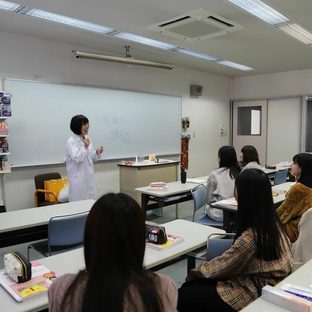 長野平青学園 医薬サポート科 オープンキャンパス1