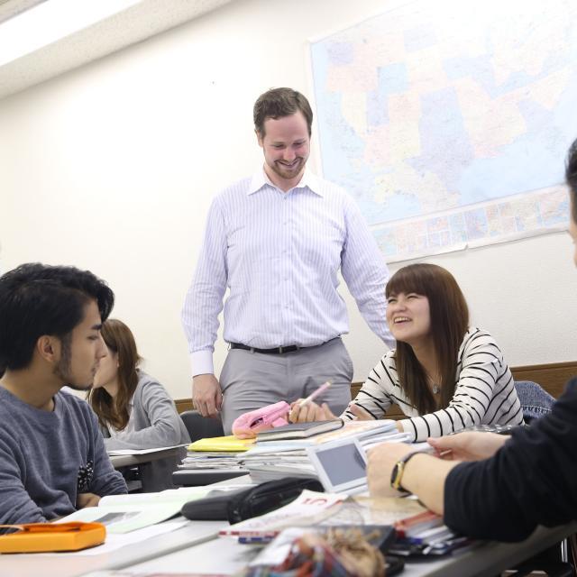 レイクランド大学ジャパン・キャンパス 大学説明会(対面)2