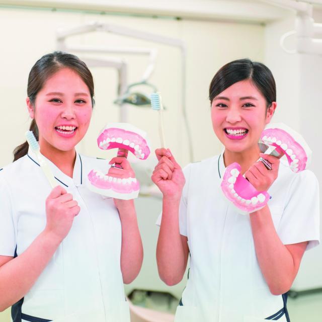 北海道ハイテクノロジー専門学校 現役歯科衛生士(卒業生)に歯科衛生士の魅力を聞いてみよう!!2