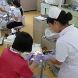 歯科衛生士科 形を精巧に復元する型取り!の詳細