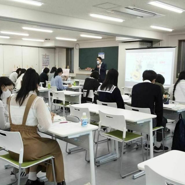 仙台医療福祉専門学校 【2020年度入学生の2人に1人がAO入学】AO入学説明会1