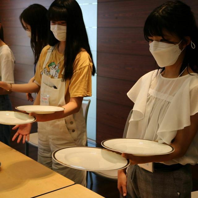 日本ホテルスクール 【2コマ選べる体験授業!】オープンキャンパス(体験型)1