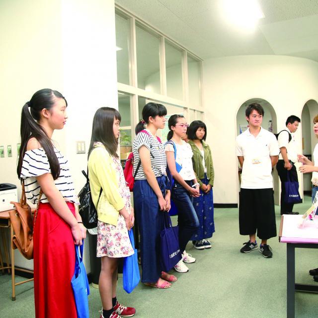 大阪観光大学 オープンキャンパス20182