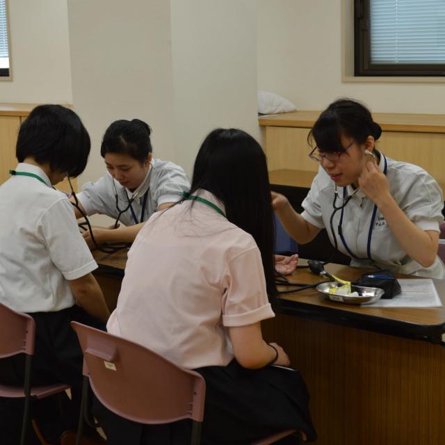 北海道医薬専門学校 入試説明会(看護学科)2