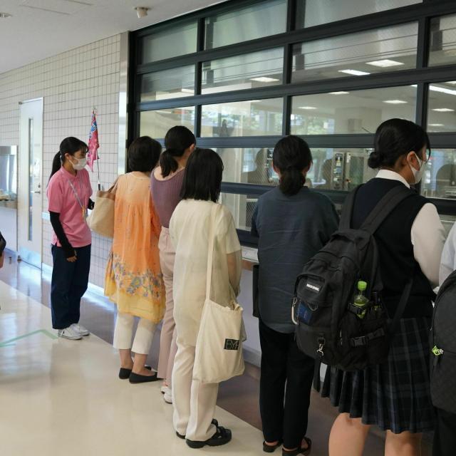 女子栄養大学短期大学部 【来場型】オープンキャンパス4