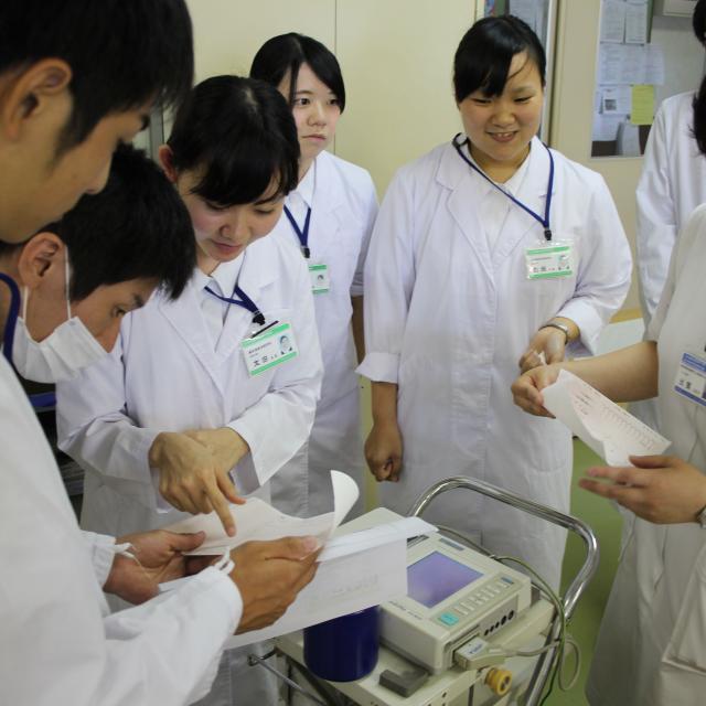 日本医療学院専門学校 【高校1・2年生】特別な体験ができる☆ 実習体験会へ行こう!2