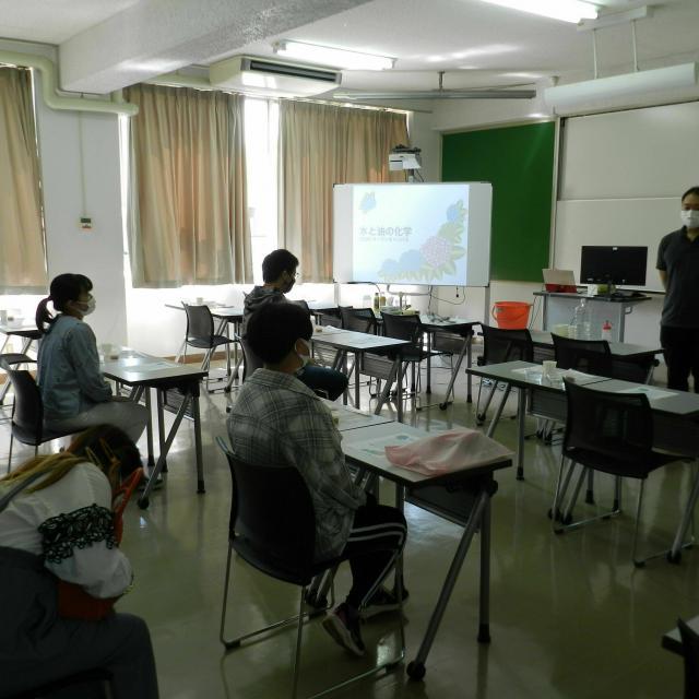 中京学院大学短期大学部 中京学院大学短期大学部健康栄養学科オープンキャンパス20202