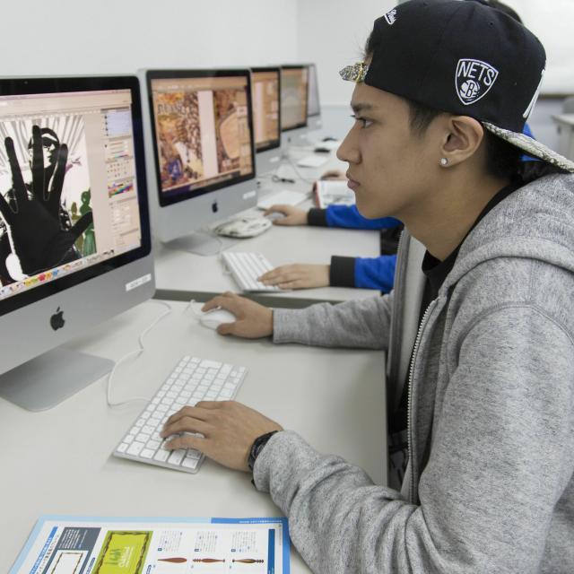 専門学校 札幌デザイナー学院 【学科別】デザイン業界がわかる!オンラインオープンキャンパス3