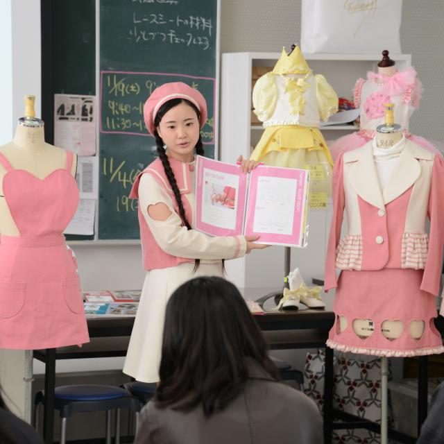 名古屋ファッション専門学校 12月オープンキャンパス『体験入学&見学相談会』1
