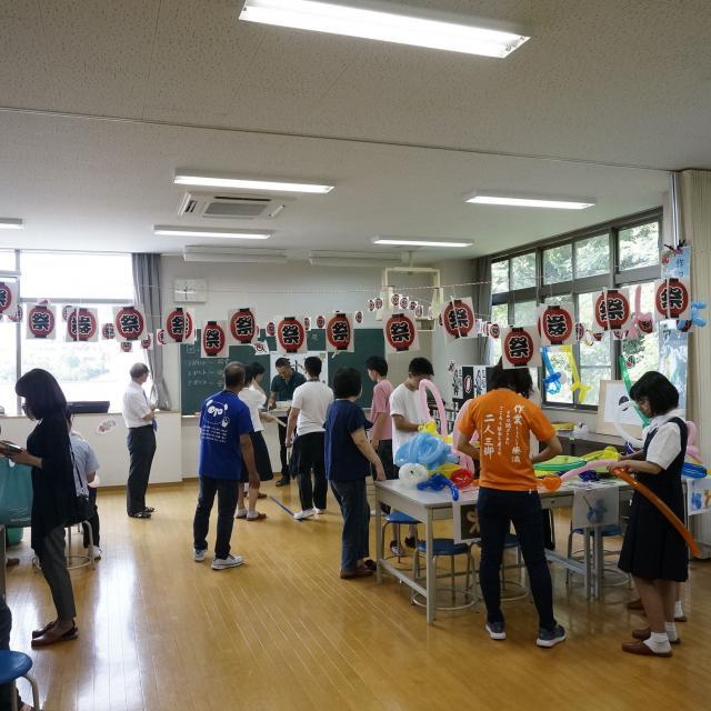 長崎医療技術専門学校 医技専夏祭り2