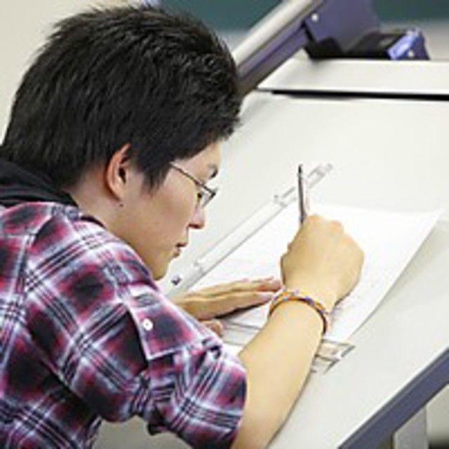 NDTCのオープンキャンパス 【建築デザイン学科】