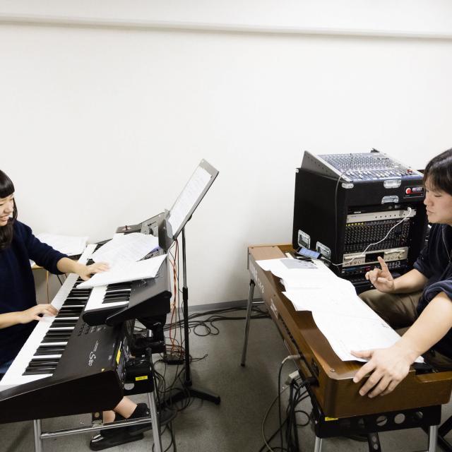 キャットミュージックカレッジ専門学校 大好きな音楽業界で働きたい!オーキャンで色々相談できる!4