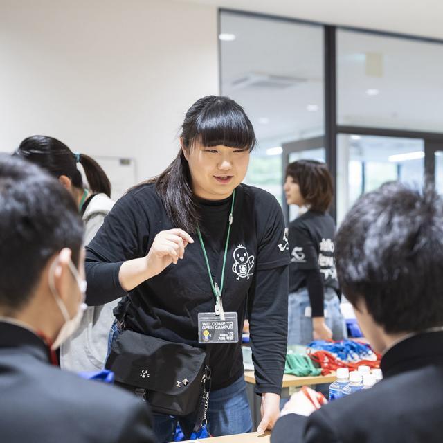 日本工業大学 学部学科・コースの教育研究と入試を知ろう!1