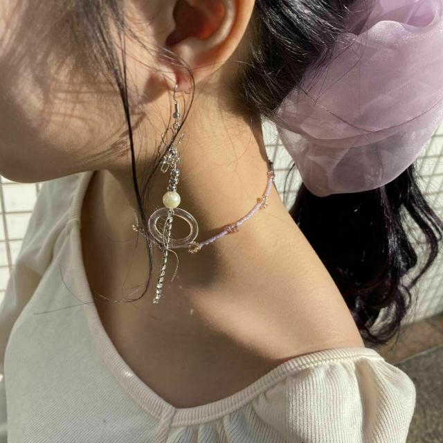 神戸ファッション専門学校 10/9 アクセサリーメイキング2