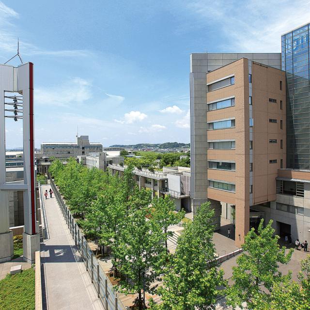 城西国際大学 オープンキャンパス1