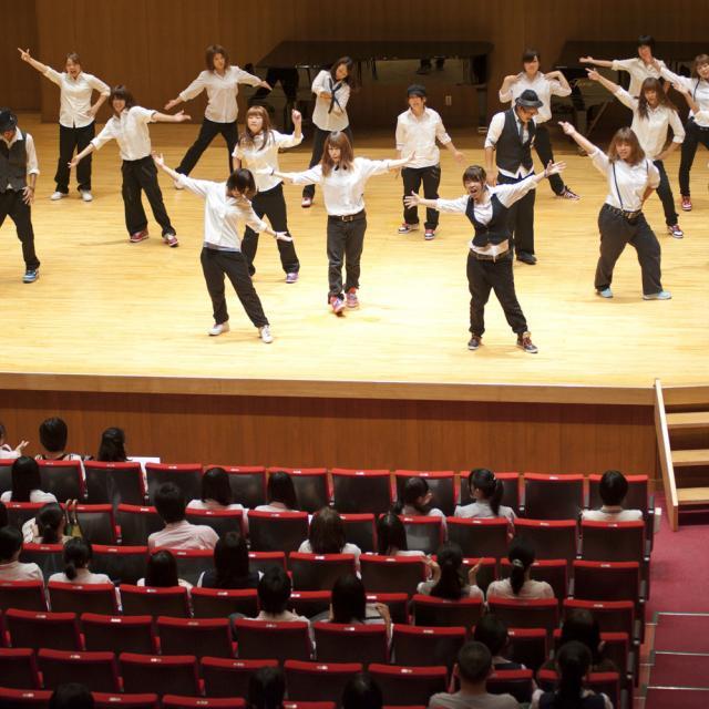 宇都宮共和大学 子ども生活学部オープンキャンパス20183