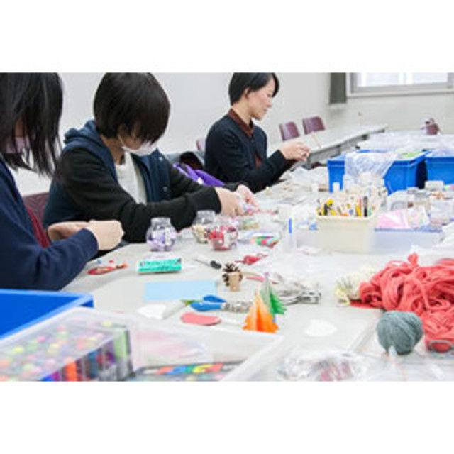 日本外国語専門学校 アート&デザインワークショップ(海外美大授業体験)2