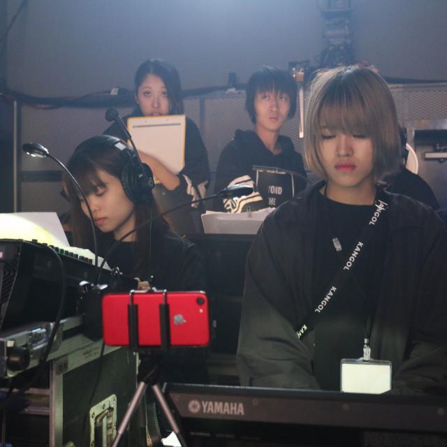 専門学校 名古屋ビジュアルアーツ 【音響学科】コンサートスタッフやデジタル音源を扱うプロになる3