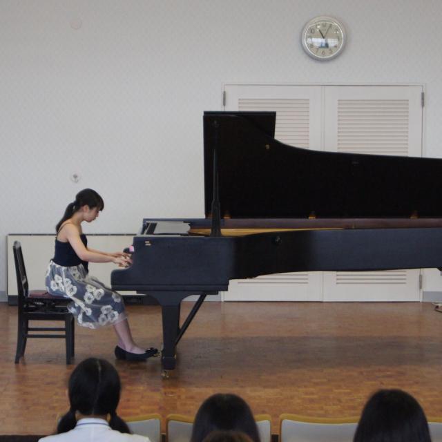 福岡女子短期大学 【音楽科】6/24(日)・9/30(日)「音楽講習会」開催2