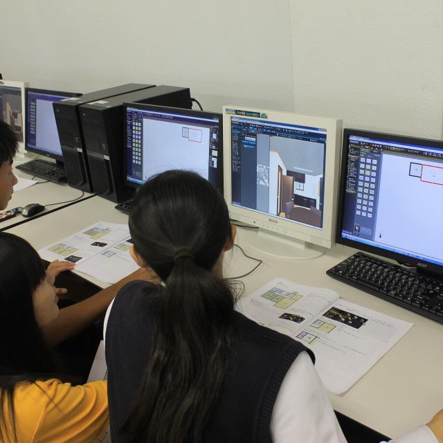 広島工業大学専門学校 クリエイティブな実習を体験しよう『All Day』4