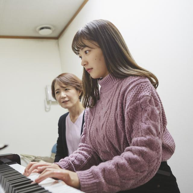 聖ヶ丘教育福祉専門学校 個別ピアノレッスン♪~ピアノマスターになろう!~1