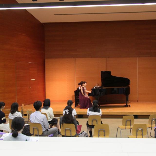 くらしき作陽大学 【音楽学部】オープンキャンパス20193