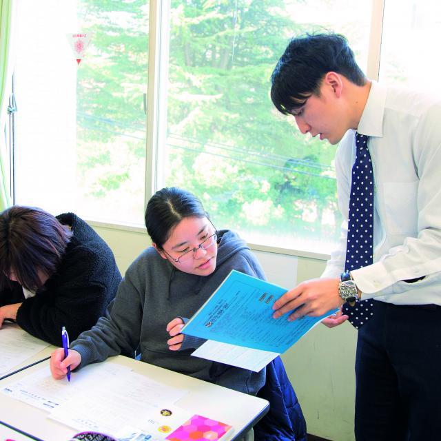 仙台総合ビジネス公務員専門学校 総合公務員科 オープンキャンパス【送迎バス運行】4