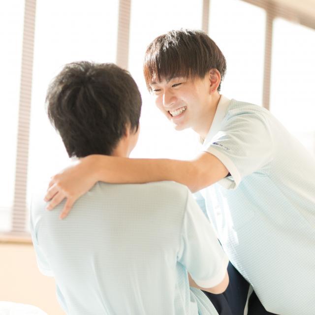 長岡こども福祉カレッジ 【介護福祉士】mewでわくわく★オープンキャンパス!2