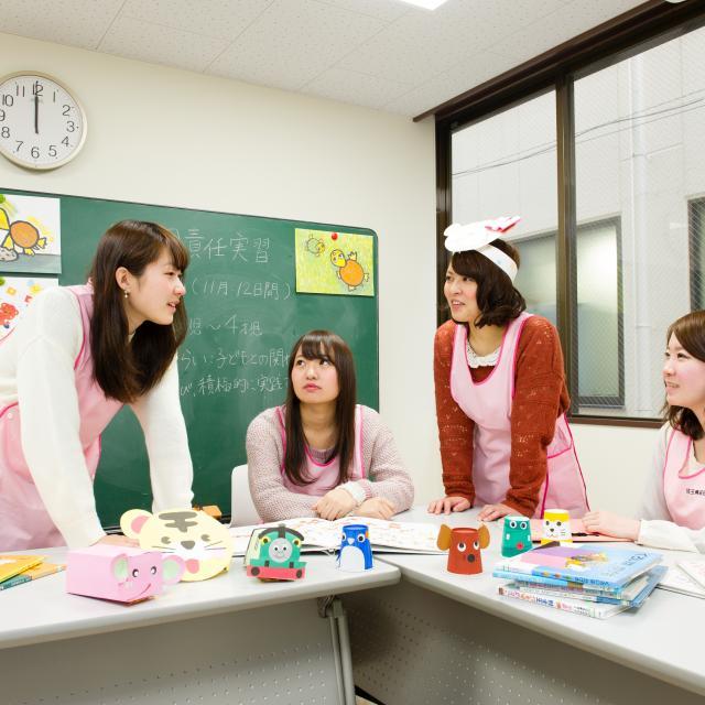 埼玉東萌短期大学 手遊び、スキンシップ遊びでみんな笑顔になっちゃおう!2