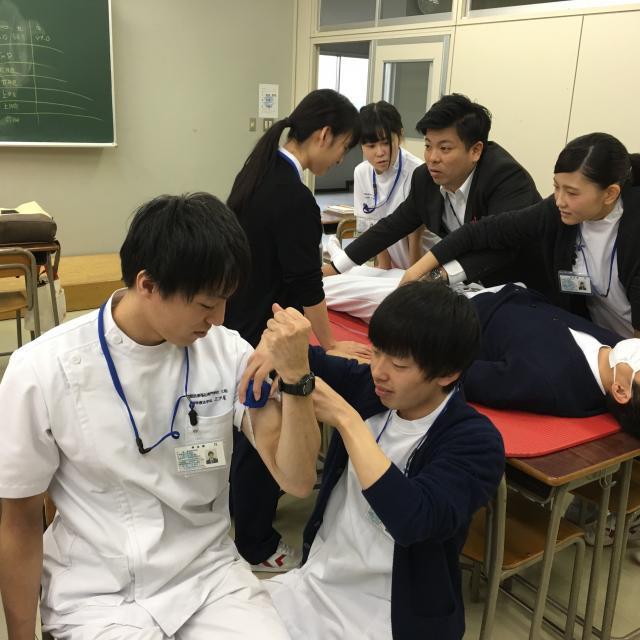国際医療福祉専門学校 七尾校 オープンキャンパス3