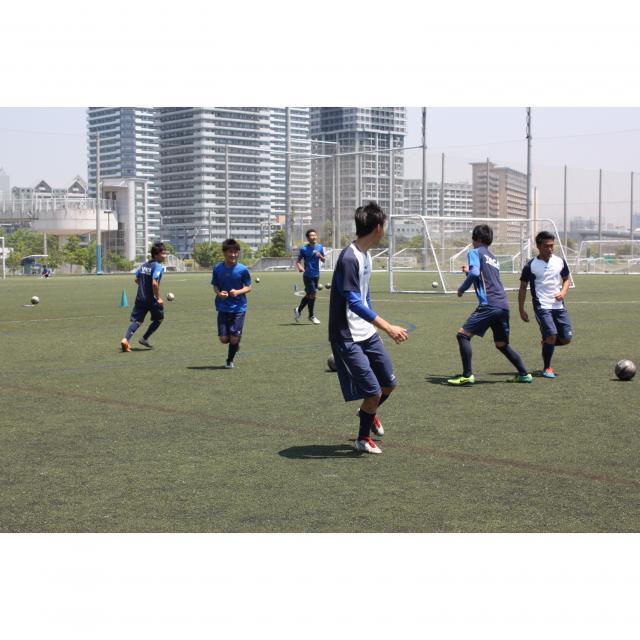 横浜YMCAスポーツ専門学校 サッカーコーチ理解、グラウンド見学等(※Jリーグ観戦なし)2