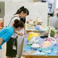 東京都市大学 6月のオープンキャンパス 都市生活・人間科(児童) 等々力C