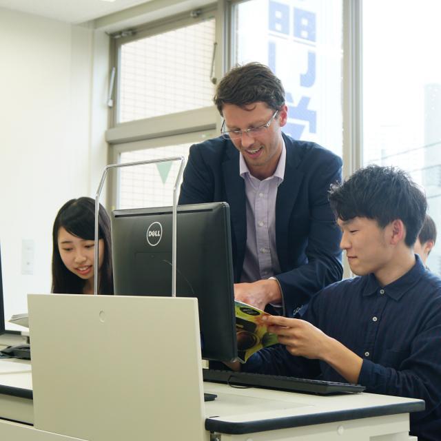 外語ビジネス専門学校 オープンキャンパス<ICT分野>1