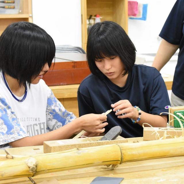 専門学校 琉球リハビリテーション学院 オープンキャンパス:作業療法学科4