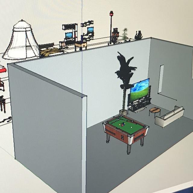 東京日建工科専門学校 春の特別オープンキャンパス【3D-CAD】1
