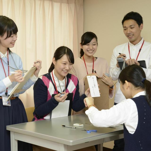 専門学校 日本聴能言語福祉学院 Webで授業見学!3