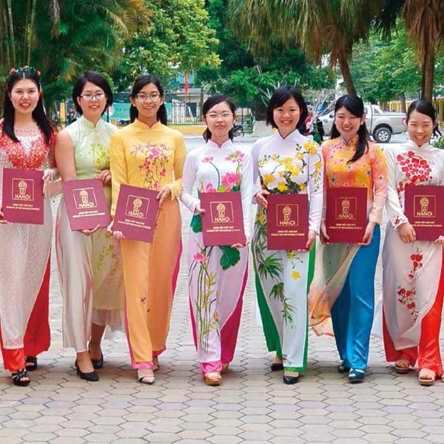 日本外国語専門学校 第2外国語フェア(中国/フランス/イタリア/ベトナム/タイ)4