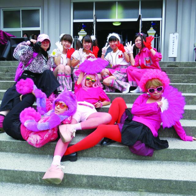 ドレスメーカー学院 【DOREME 祭り】毎年大盛況の学園祭です♪1