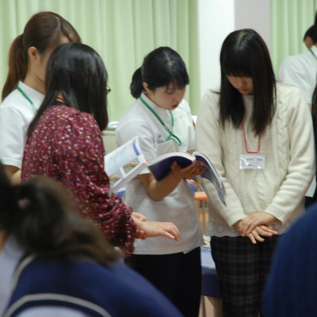 茅ヶ崎リハビリテーション専門学校 学校説明会(理学療法学科)3