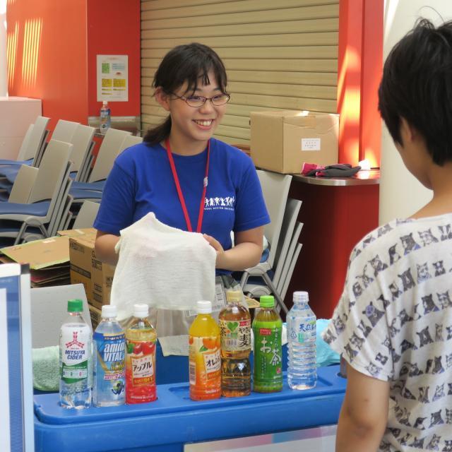 神戸芸術工科大学 オープンキャンパス4
